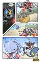 LOL: Fish, fish, Fish! - Lol comic contest by phsueh