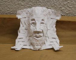 More Tessellation Mask Work by Blue-Paper