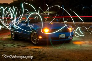 Mustang by TWOphotography