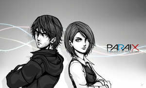 Paraix - Chris and Erika by Rekkiem