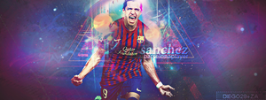Alexis Sanchez by ZA17