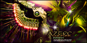 Aztec CUlture by EnermaxGFX