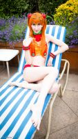 NGE: Poolside by 06TATTO
