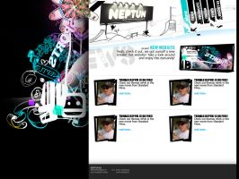 Neptun Extreme Sport by drIks-