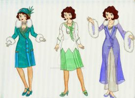 Drowsy Chaperone- Janet by unusual-filament