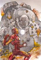 IRONMAN by Bardsville