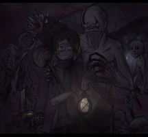 Amnesia: The Troll Decent by CrazyShootin
