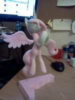 The heart of the night WIP by Groovebird