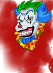 Spottie the Niggi clown by NiggiThor