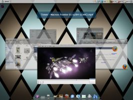 GNU Linux 01 by jjrrmmrr