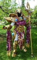 Azir Cosplay by shinigami714