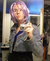 Trunks Cosplay -Jacket01 by Rider4Z