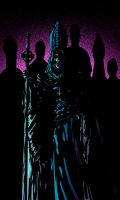 The Evil Clergyman by Osmont2