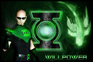 Willpower Background by ajb3art