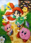 Kirby 64 The Crystal Shards by WeirdCatInAHat