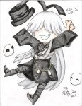 Mini Undertaker! by TheUndertakersKitty
