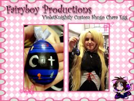 VioletKnightly Custom Egg by FairyboyProductions