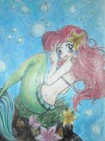 Mermaid by yamata