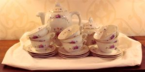 The TeaPot Set by t1nus
