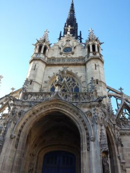 Church in Paris by swantje87