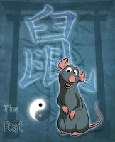The Rat by EarthGwee