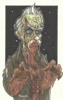 8.5 DOCTOR ZOMBIE VARIANT  by leagueof1