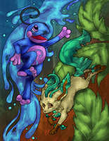 Pokecollab (colors) by BraedenPenberg