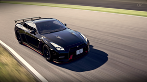 GTR Nismo by StrayShadows