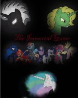 The Immortal Game - Cover by 0-ITZEL-0