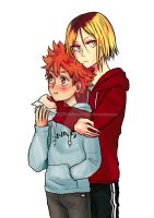 Kenhina by XblankpageX