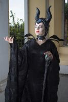 Maleficent12 by Valerie-Mrosek-Stock