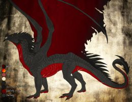 Dragon Within-Tony Ref-updated by Arrowlyn
