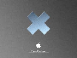 Think Pixelated by Vaxra