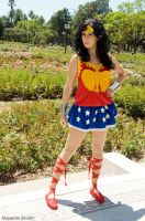 Princess Diana of Themyscira by AngelLiriel