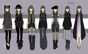 Cara Clothing by Miyanko
