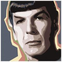 Spock by garybonner