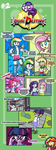 Equestria Girls: Dual Destiny Page #2 by DANMAKUMAN