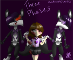 The Three Phases by shadowolf1004