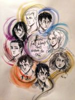 Half-Bloods by lizthefangirl