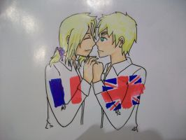 FranceEngland by CelloManLove