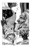 the Prophet Jonah by ivany86