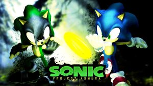 Sonic: Project Ashura by robobbiebob