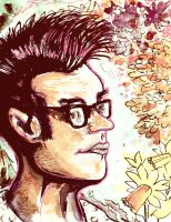 Morrissey I guess by black-brd