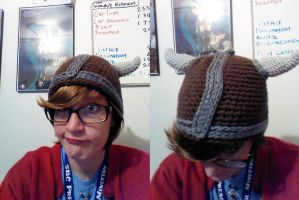 Viking Hat. by Wun23