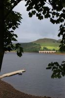 Ladybower Framed by Slug22