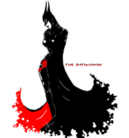 The Batwoman by Reapers-angel