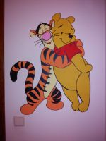 Winnie and the Tiger by Barbara-Lopes