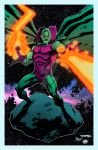 Annihilus Destroyer of Life by RCarter