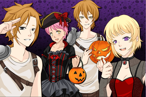 Human Halloween by T1p2