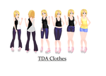 TDA Outfits DL by missmmd